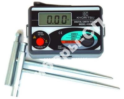 KEW 4105A - измеритель сопротивления заземления